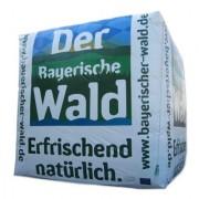 Aufblasbare Werbemittel Info Cube