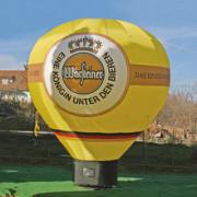 Aufblasbarer Werbeballoon